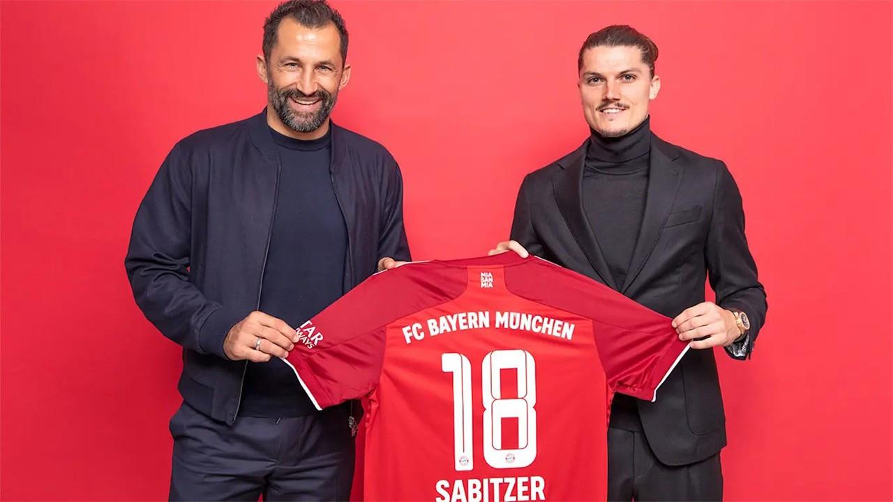 Bayern Münih, Leipzig'den Sabitzer'i kadrosuna kattı
