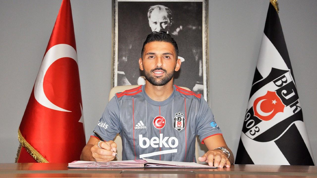 Beşiktaş Umut Meraş'ı renklerine bağladı