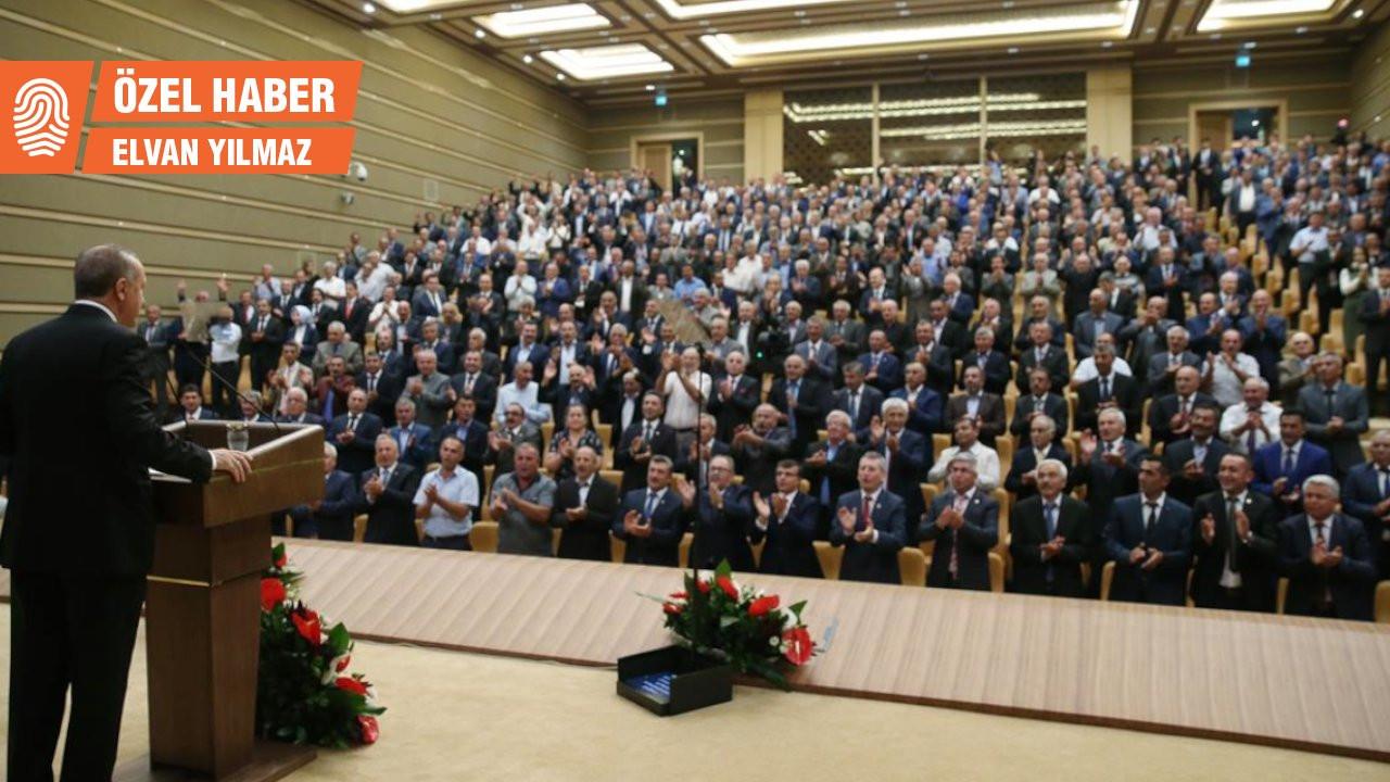 AK Partili yöneticinin küfrettiği muhtarlar eyleme hazırlanıyor