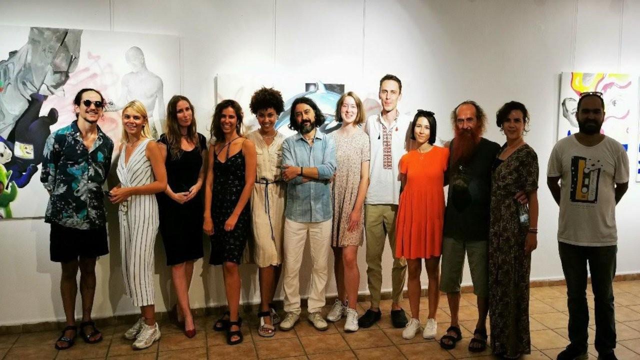 'Dijital Yalnızlık' sergisi 5 Eylül'e kadar İzmit'te