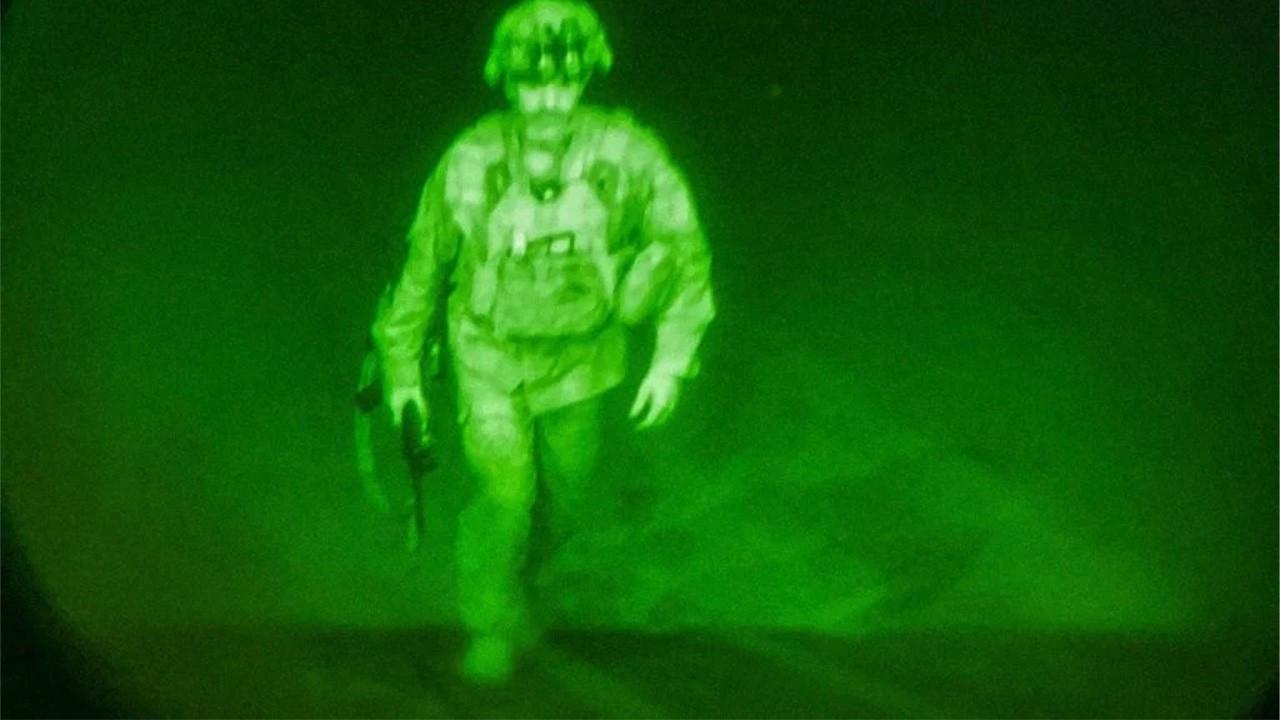'Afganistan'dan ayrılan son Amerikalıyı gözünüz ısırıyor mu?'