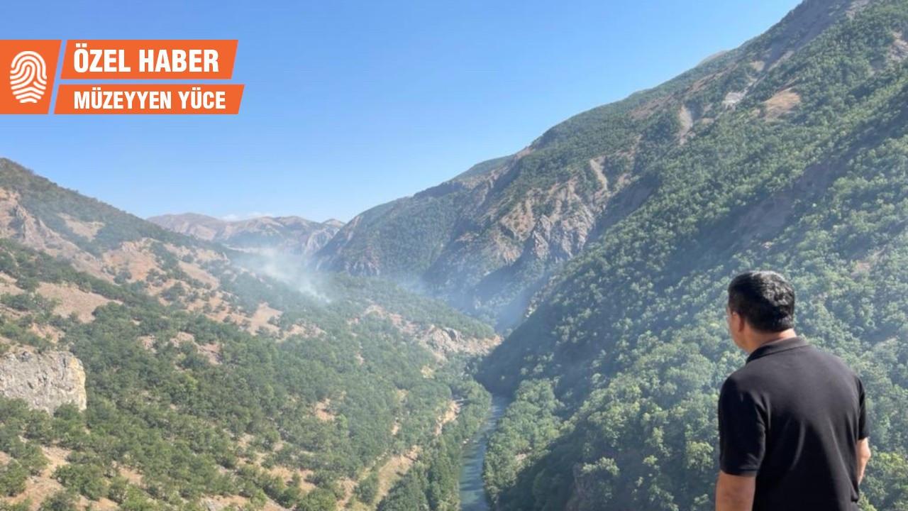 Dersim'de yangın sürüyor: Sanki başka devletin vilayeti!