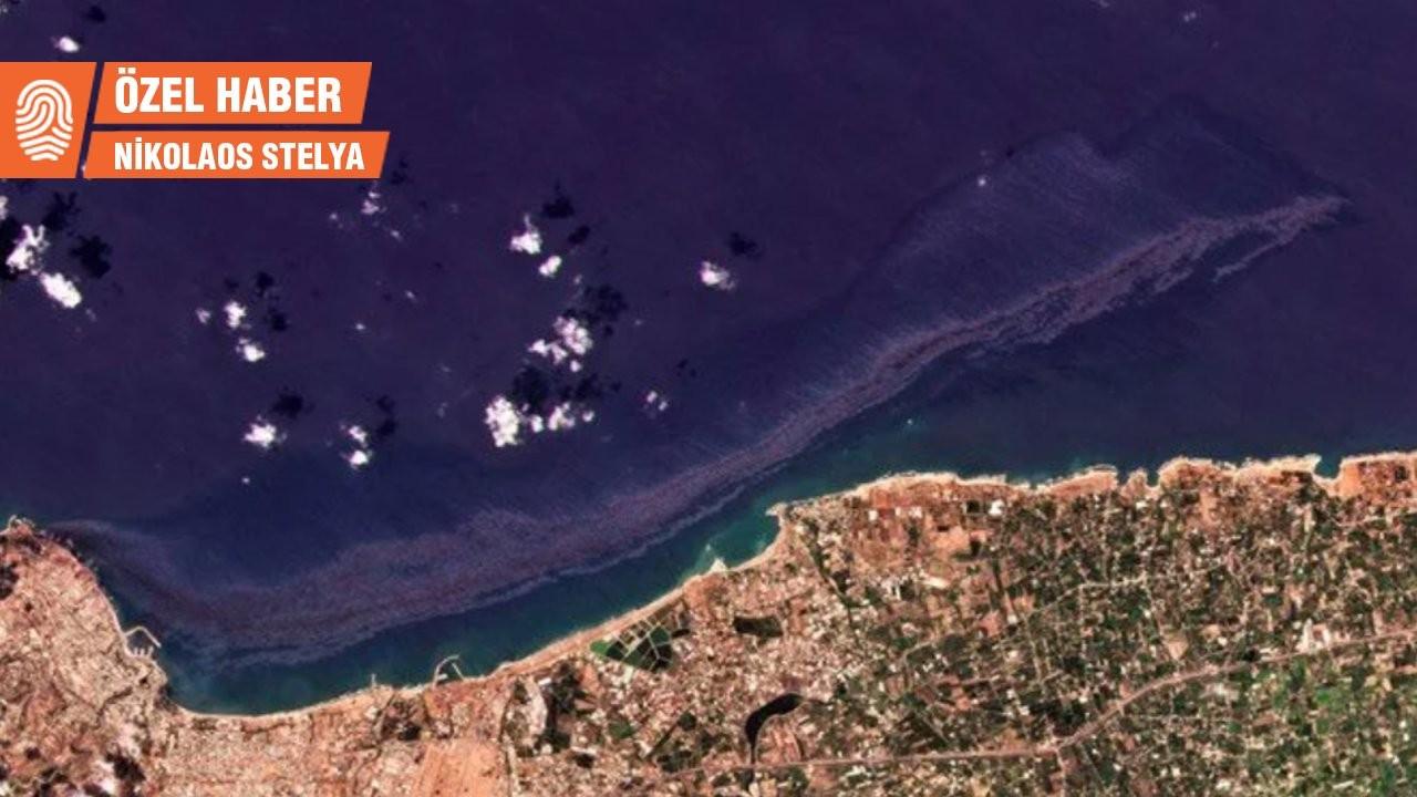 Suriye'deki petrol sızıntısı Kıbrıs'ı alarma geçirdi