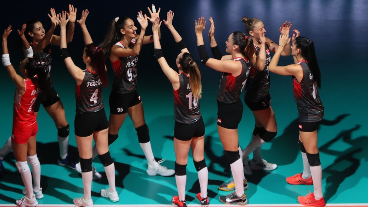 Türkiye, Avrupa Şampiyonası'nda yarı finale yükseldi