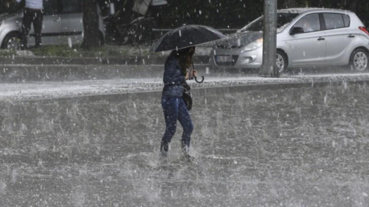 Meteoroloji uyardı: Şiddetli yağış ve serin hava geliyor