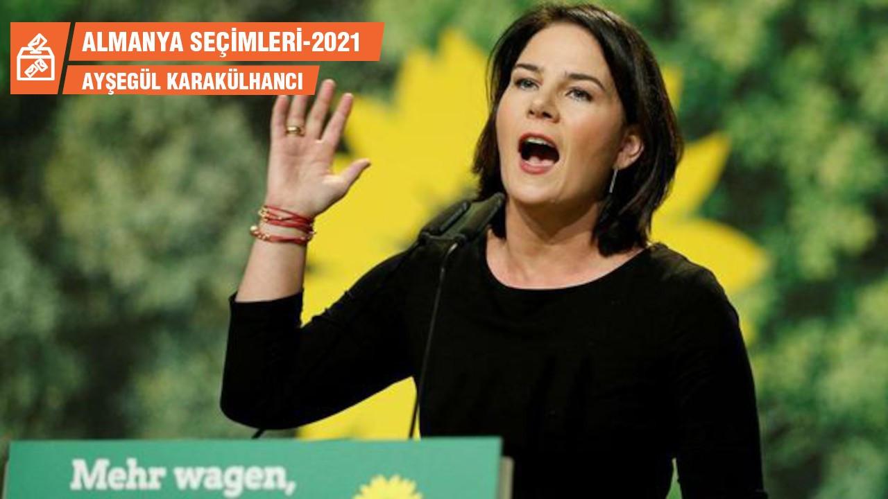 Protesto hareketlerinden sistem partisine: Yeşiller