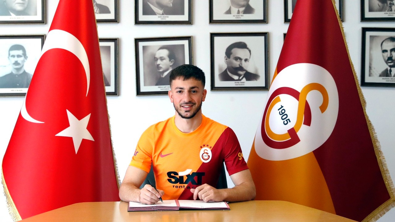 Galatasaray, Halil Dervişoğlu'nu kiraladı