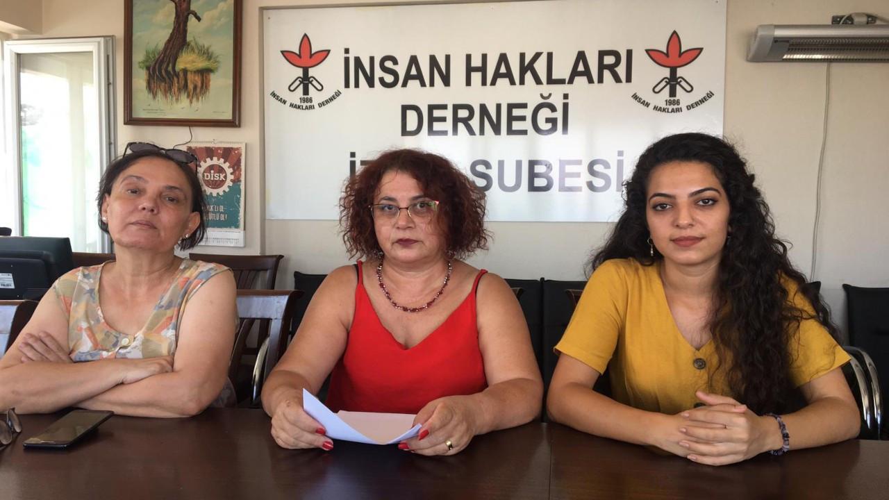 İzmir İHD'nin raporu: 11 ilde 4 ayda 22 kadın öldürüldü