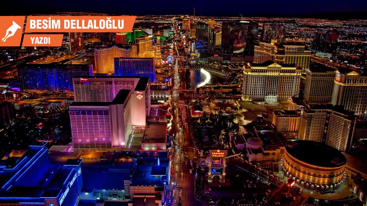 Las Vegas'ın sosyolojisi
