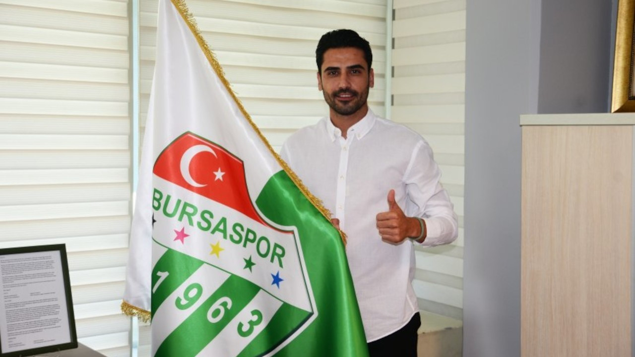 Bursaspor, yeni transferi Ozan Sol'un sözleşmesini feshetti