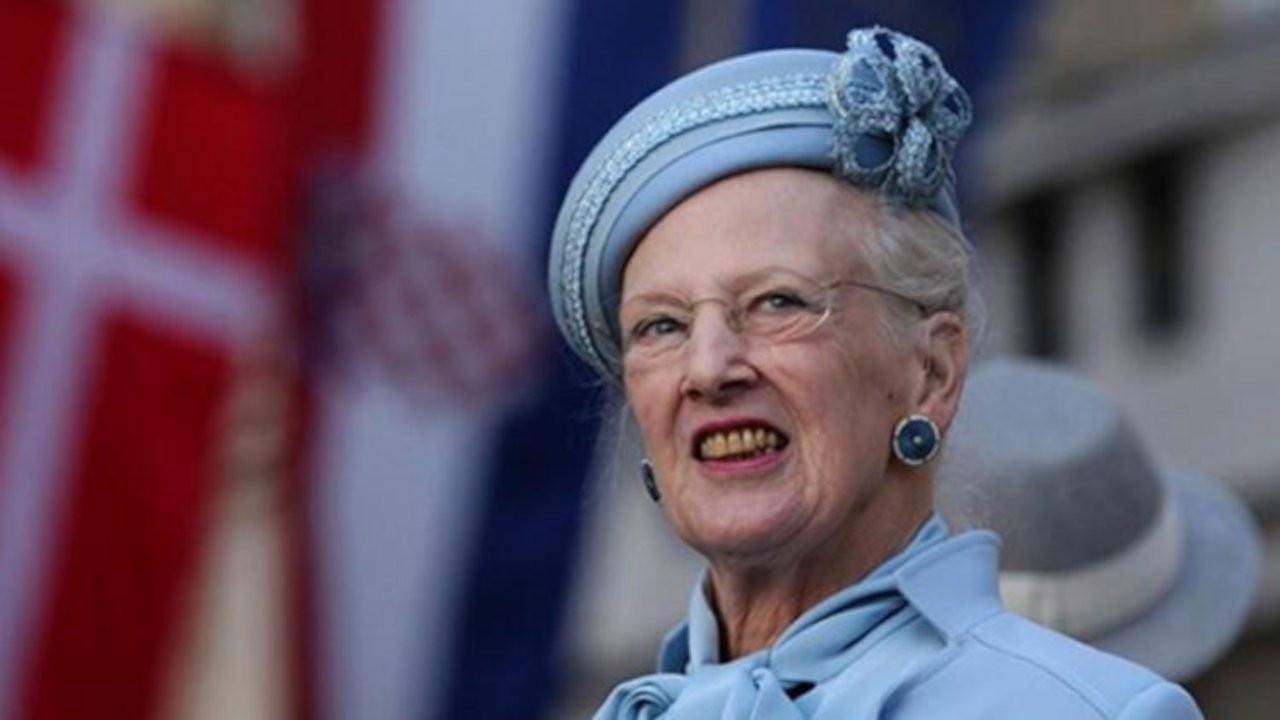 Danimarka kraliçesi film setinde çalışmaya başladı