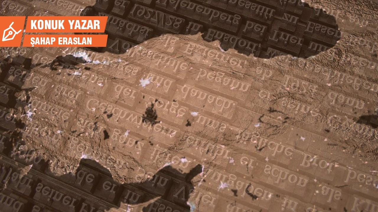 Anadolu: Maktul diller mezarlığı-1