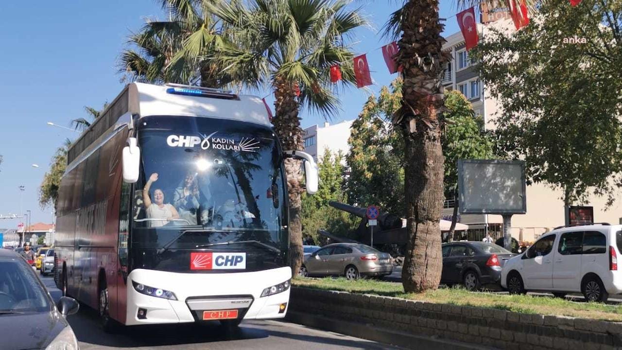 CHP'li Nazlıaka ve partililere saldırı girişimi