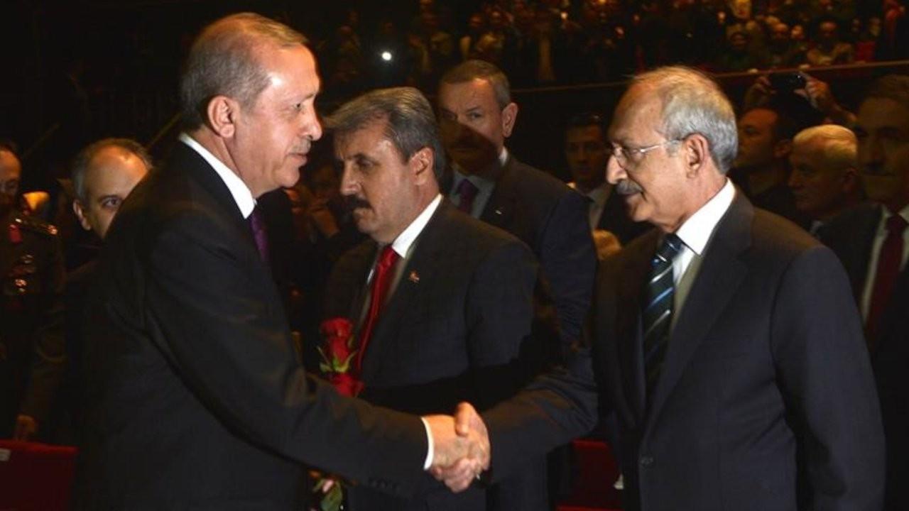 Murat Yetkin: Erdoğan yeni Anayasa istiyorsa muhalefete gitmek zorunda