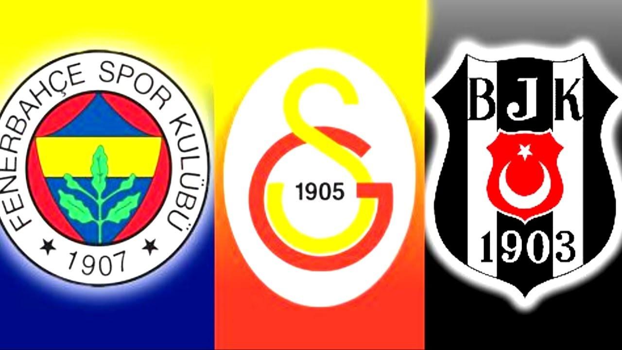 Galatasaray, Beşiktaş ve Fenerbahçe'nin Avrupa kadroları belli oldu