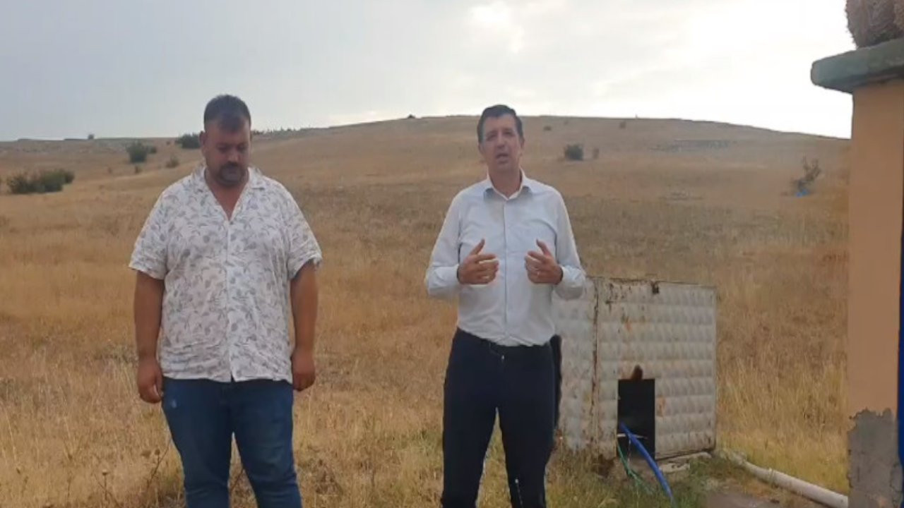 CHP'li Gaytancıoğlu: Hem merayı hem suyu bitirecekler