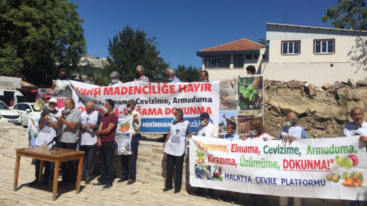 4 yıl içinde Malatya'da 867 ÇED başvurusu yapıldı