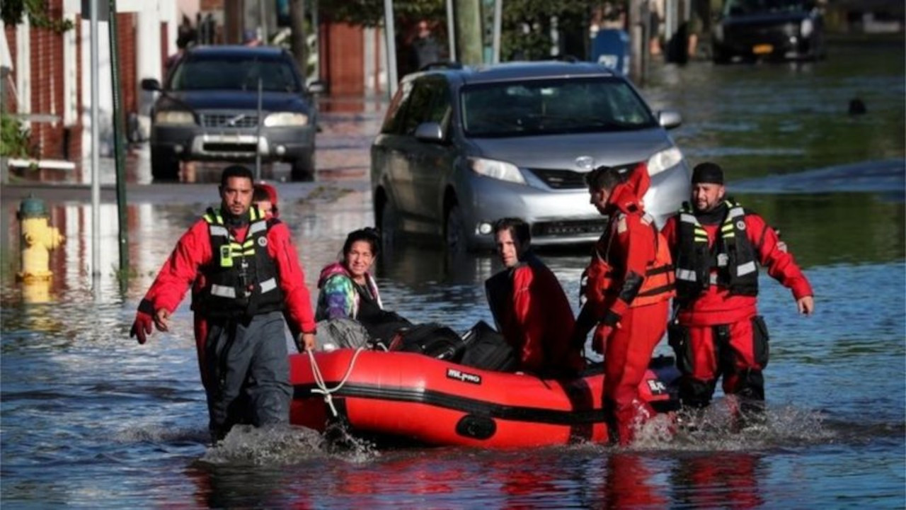 Ida Kasırgası: New York ve New Jersey'de ölü sayısı 37'ye yükseldi
