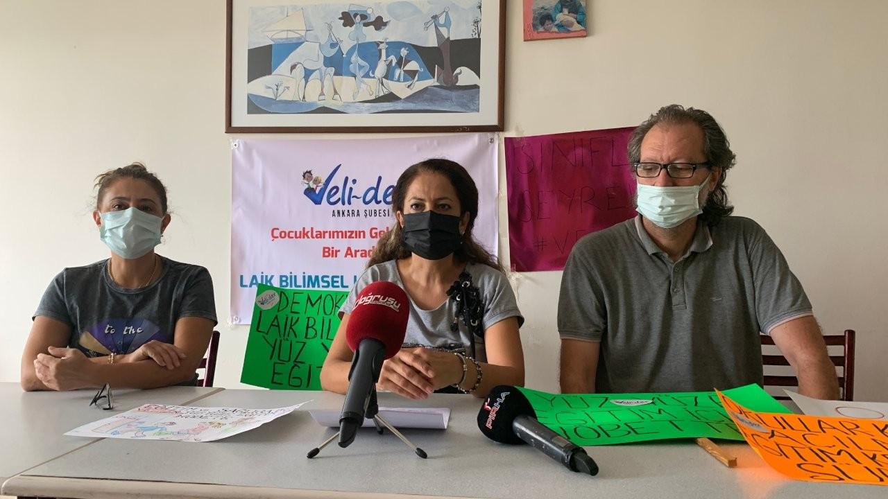 Veli-Der: Aç-kapa değil, sürdürülebilir eğitim istiyoruz