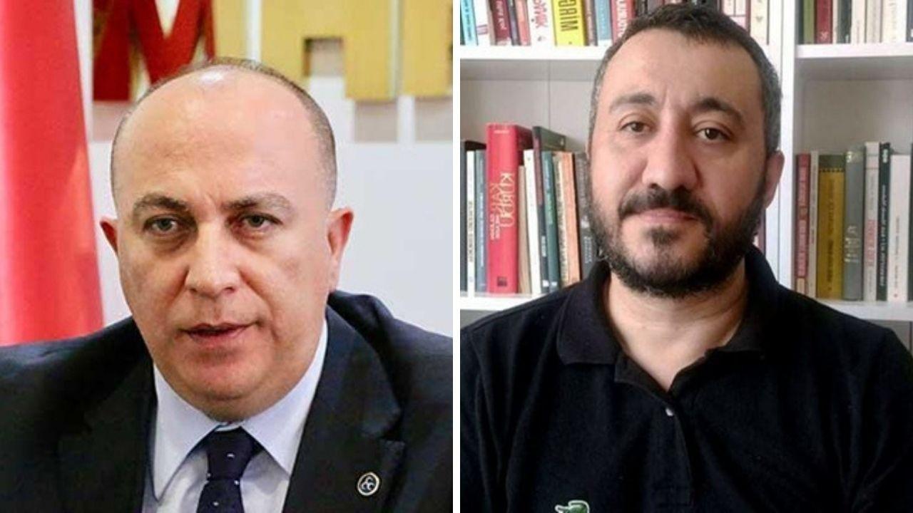 Avrasya Araştırma Başkanı Özkiraz: MHP'li Yönter, ölümle tehdit etti