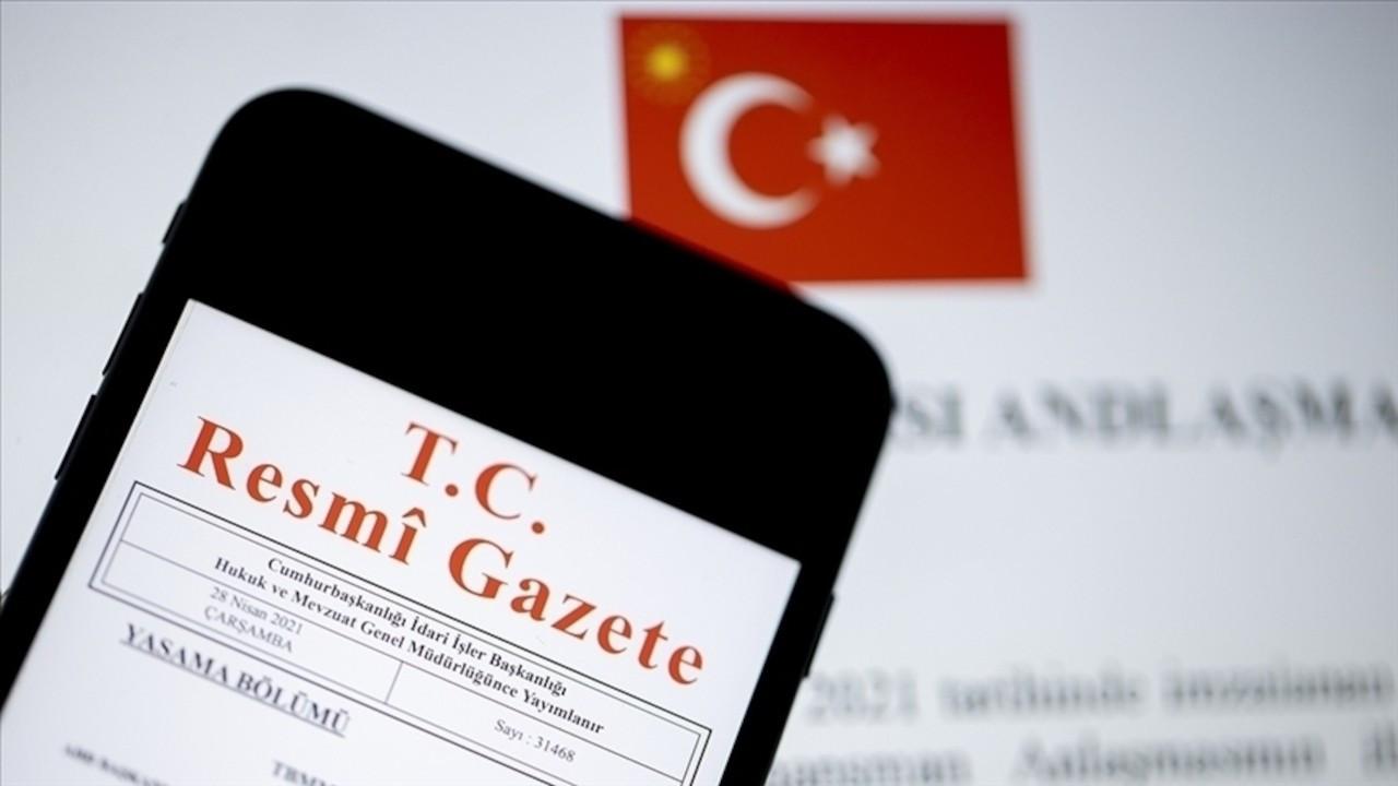 Atama kararları: AFAD başkanlığına Kırıkkale Valisi Sezer getirildi