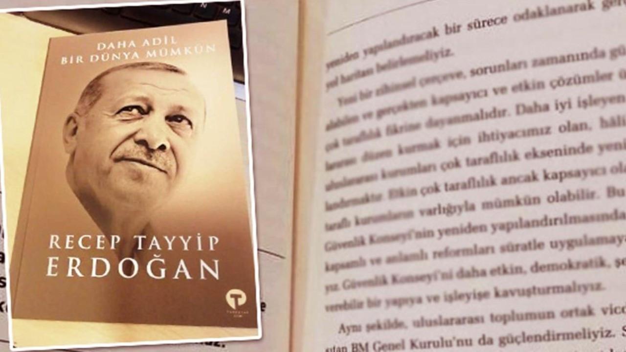 Dersim'de aşı olana Erdoğan kitabı hediye