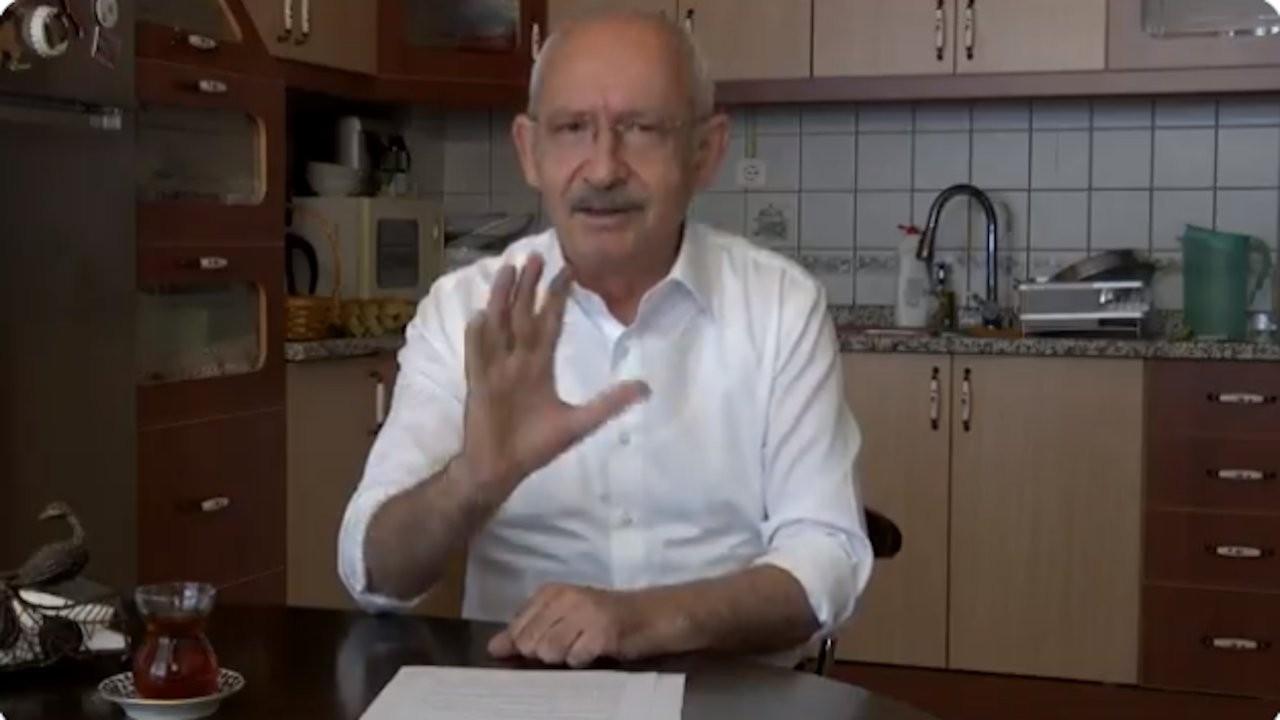 Erdoğan'a yanıt: O sattığın mahallelere in, orada görürsün refahı