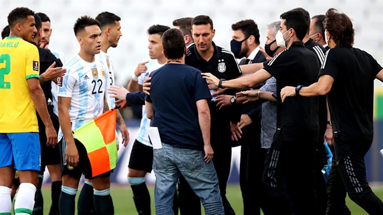 FIFA: Brezilya'daki görüntüler kabul edilemez