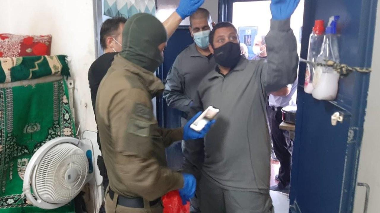İsrail hapishanesinden altı Filistinli tutuklu tünel kazarak kaçtı