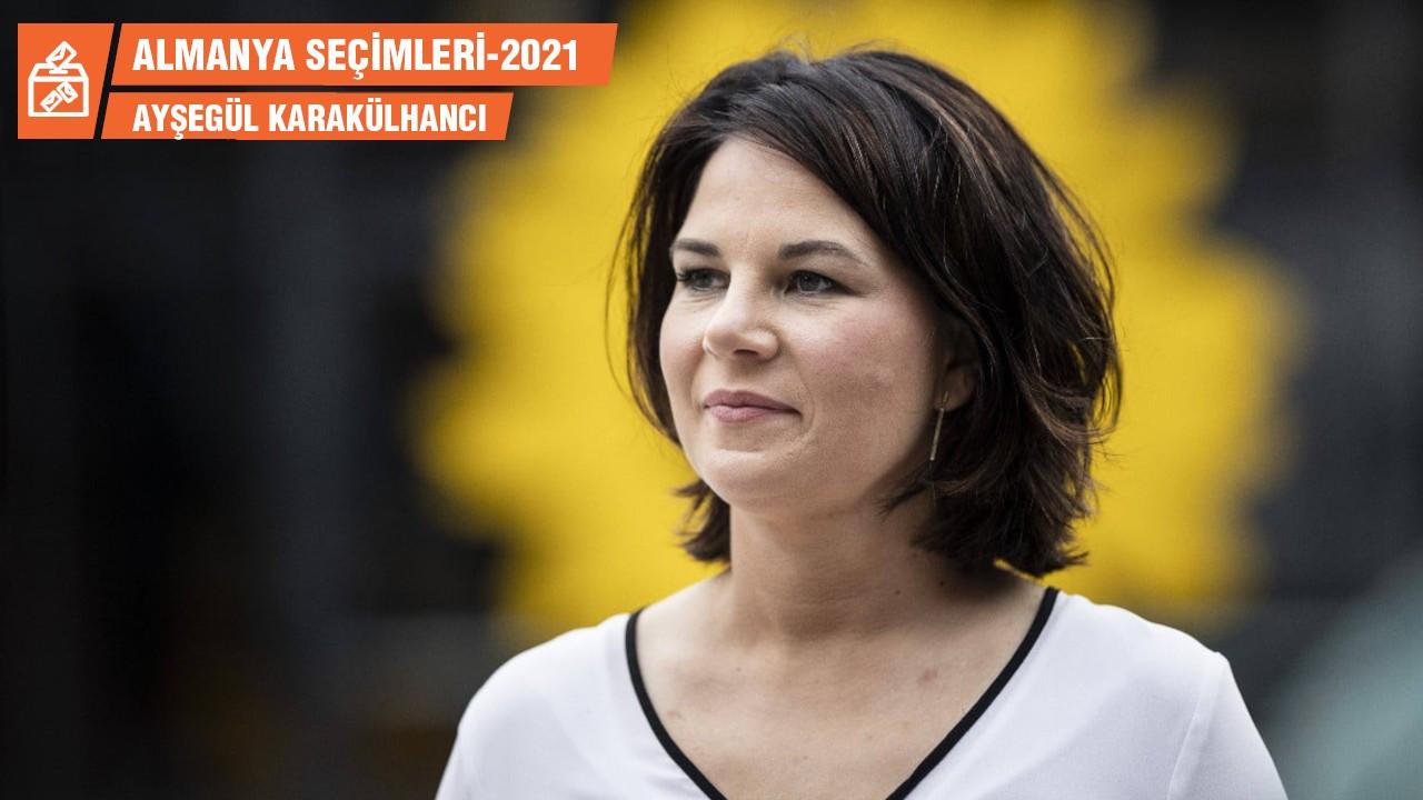 Baerbock: Türkiye'deki durum ben ve partim için çok önemli