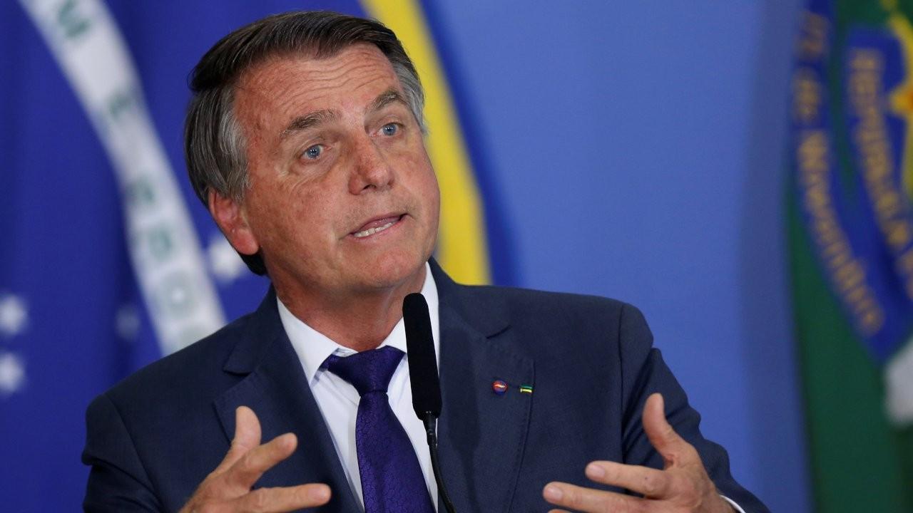 Videoları kaldırılan Bolsonaro'dan sosyal medya kararnamesi