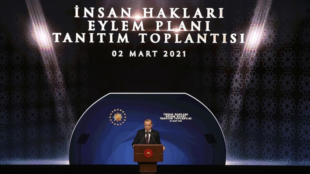 İnsan Hakları Eylem Planı: 130 hedeften 36'sı yapıldı