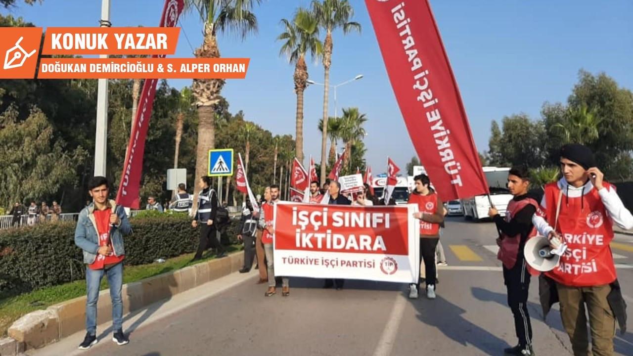Türkiye İşçi Partisi'nin önündeki rota(lar)