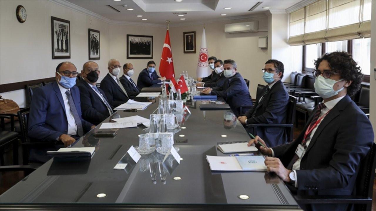 Türkiye-Mısır görüşmeleri Ankara'da başladı: Neler konuşulacak?