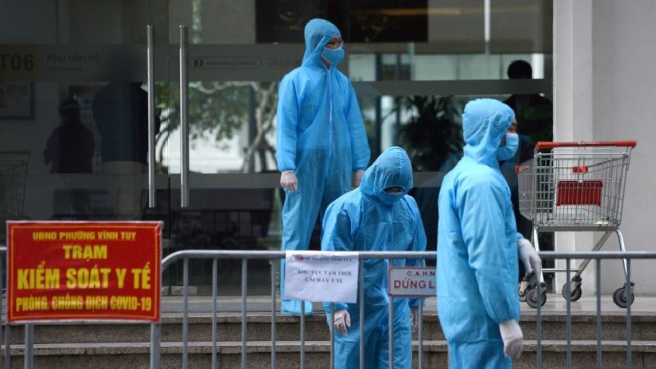 Vietnam'da 'virüs yaydığı' gerekçesiyle bir kişiye 5 yıl hapis cezası