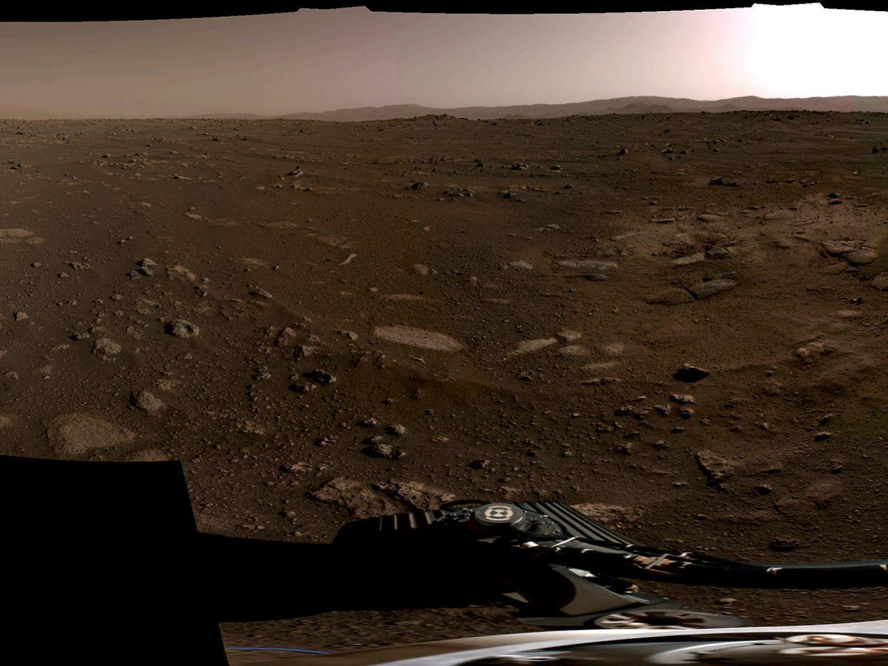 Mars'tan ilk kaya örneği alındı - Sayfa 2
