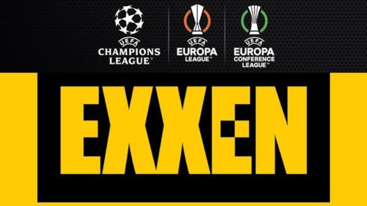 Exxen, Şampiyonlar Ligi ve Avrupa Ligi  tarifesini açıkladı