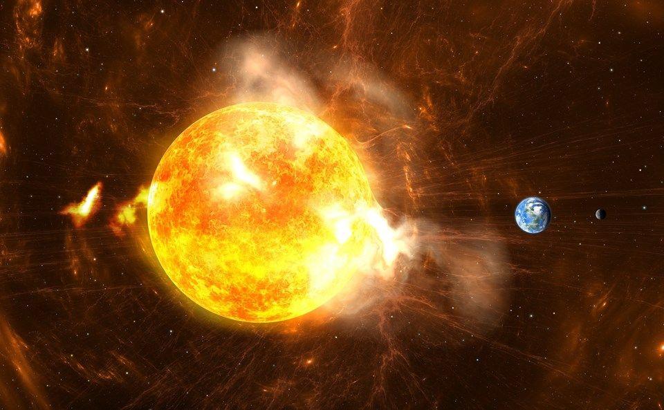 Uyarı: Güneş fırtınası küresel kriz yaratabilir - Sayfa 2