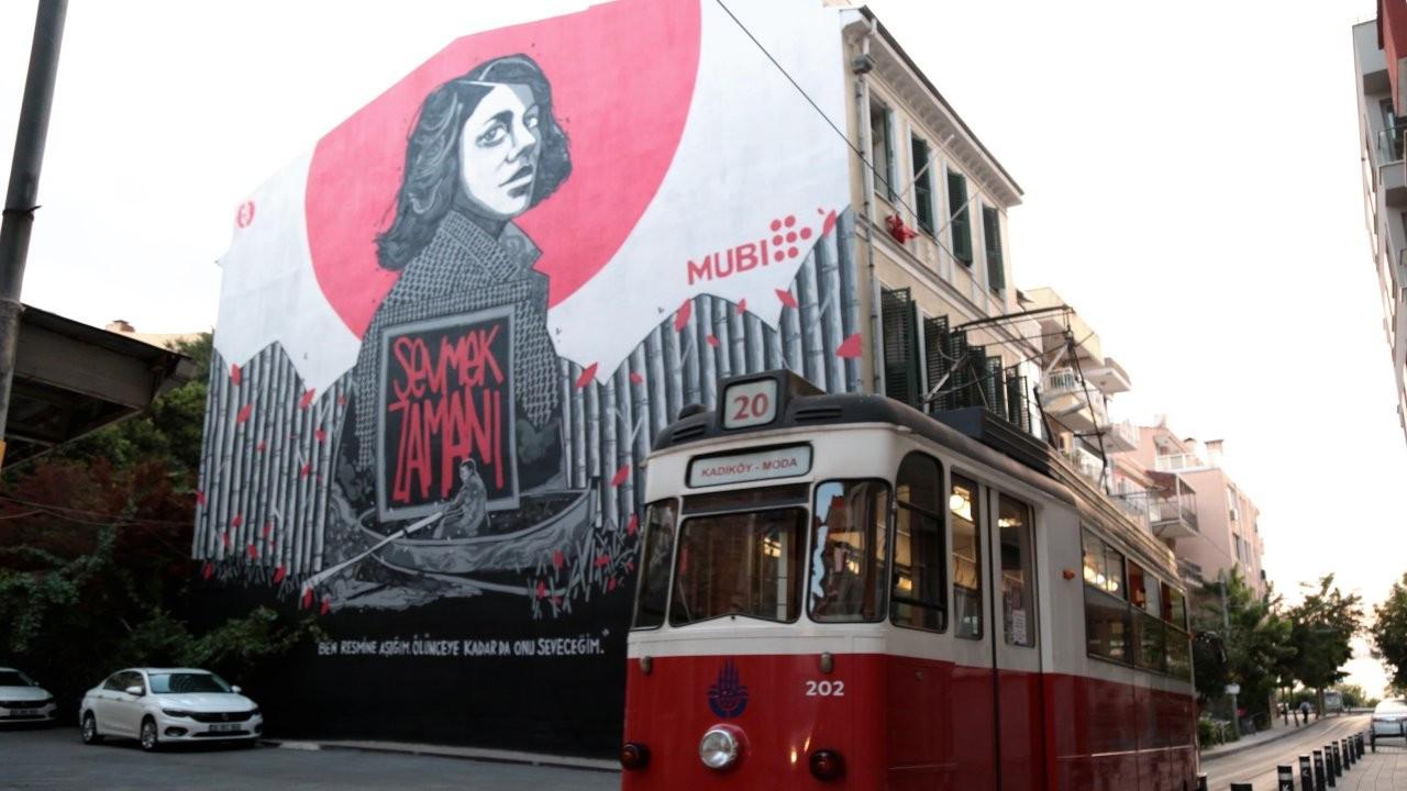 Kadıköy sokaklarında 'Sevmek Zamanı'...