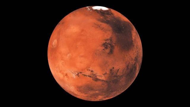 Mars'tan ilk kaya örneği alındı - Sayfa 3