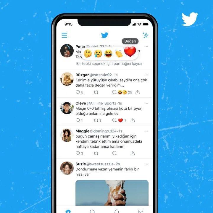 Twitter yeni özelliğini ilk Türkiye'de test edecek - Sayfa 2