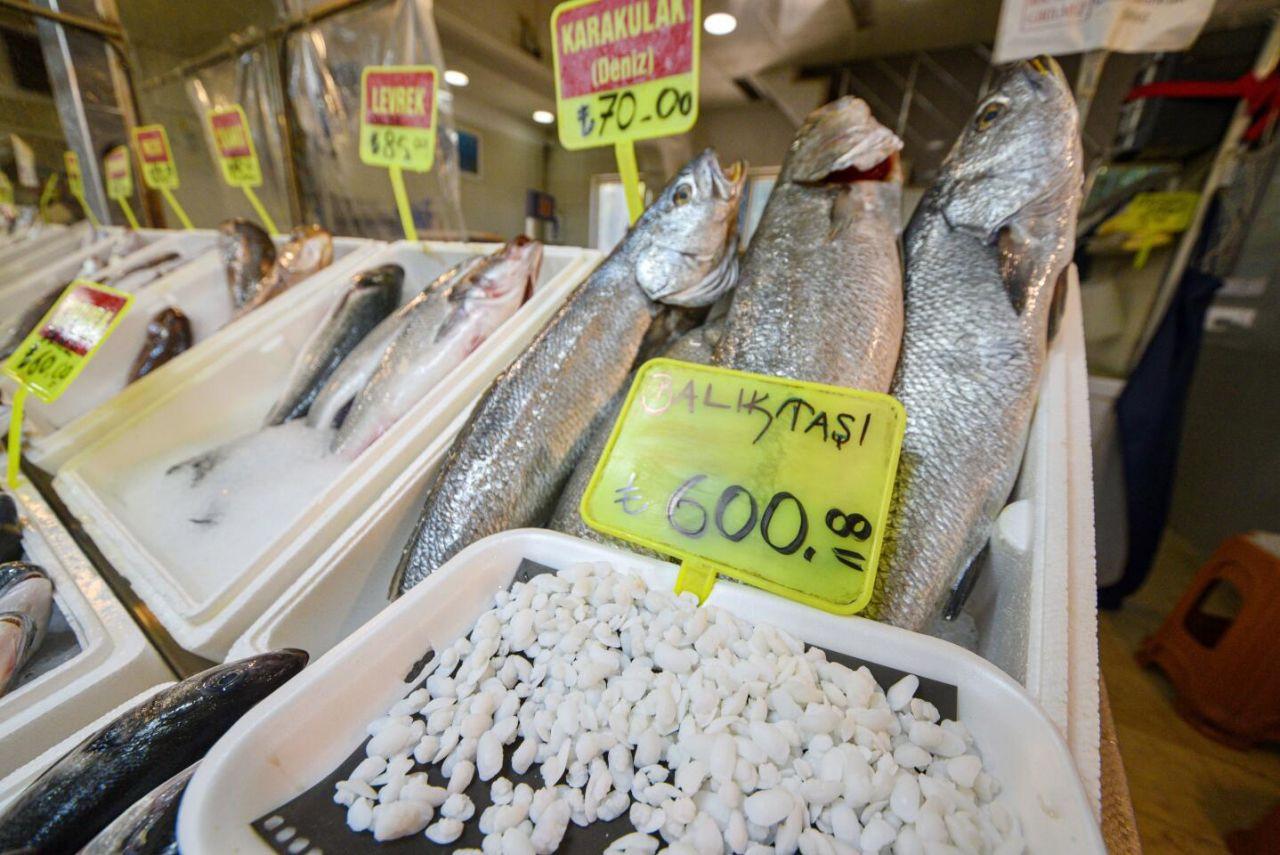 Balığın kilosu 70, kafasındaki taşın kilosu 600 lira - Sayfa 1