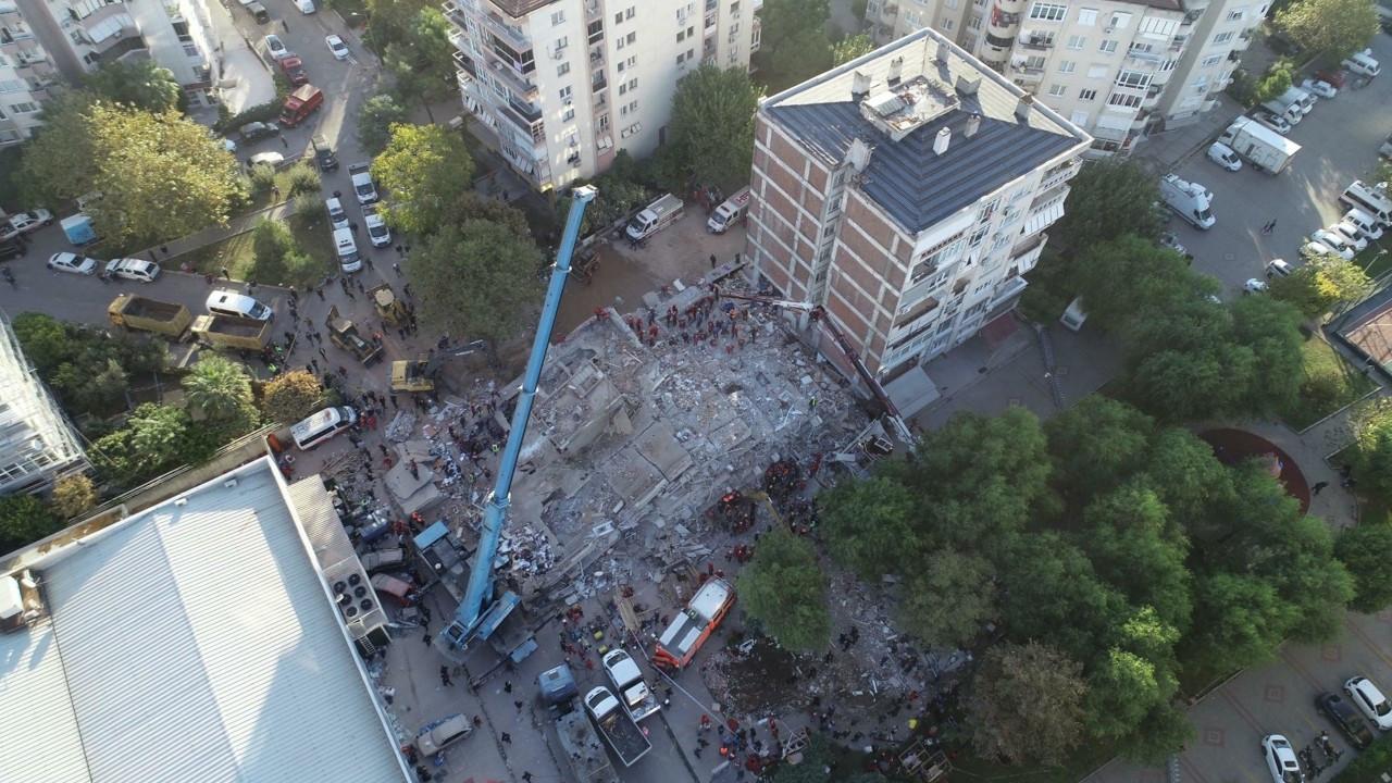 '15 kişinin öldüğü Doğanlar Apartmanı 5'inci dereceden çürüktü'