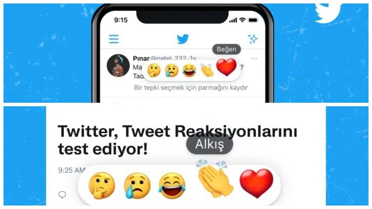 Twitter yeni özelliğini ilk Türkiye'de test edecek