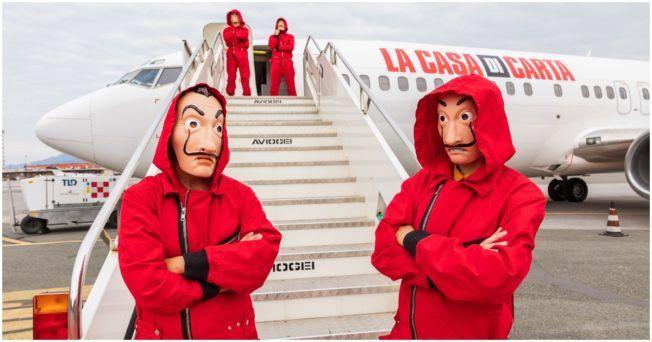 La Casa de Papel spoileri veren 100 kişi uçuş moduna alındı - Sayfa 1