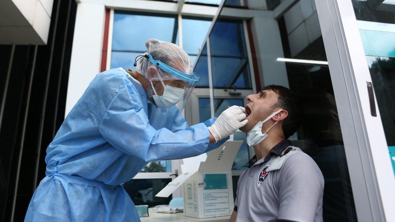 Trabzon'da zorunlu PCR testi yaptıran 10 kişi pozitif çıktı