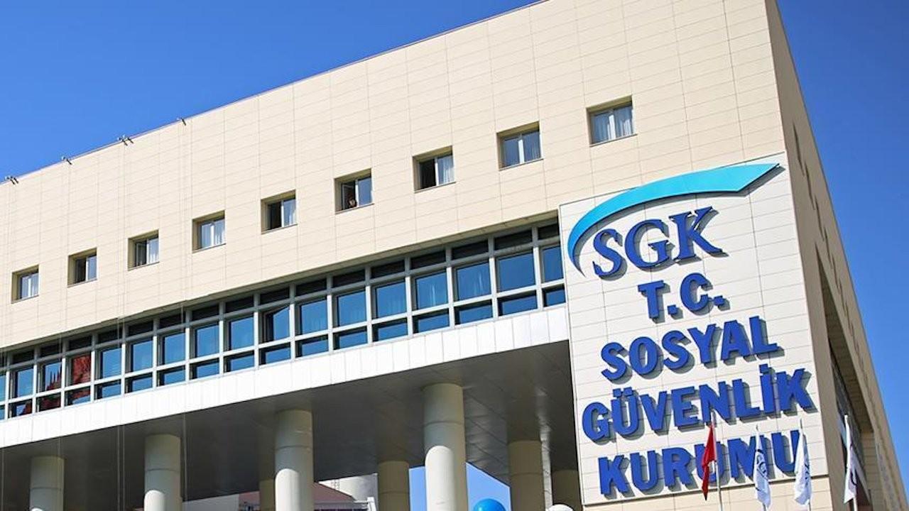 CHP'den soru önergesi: SGK'daki iddialara adı karışan bakan kim?