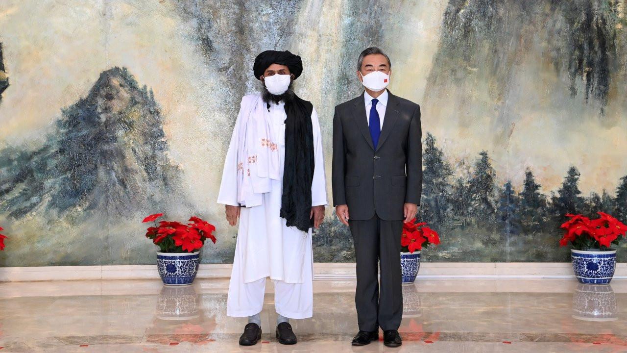 Çin'den Taliban kontrolündeki Afganistan'a 31 milyon dolarlık yardım