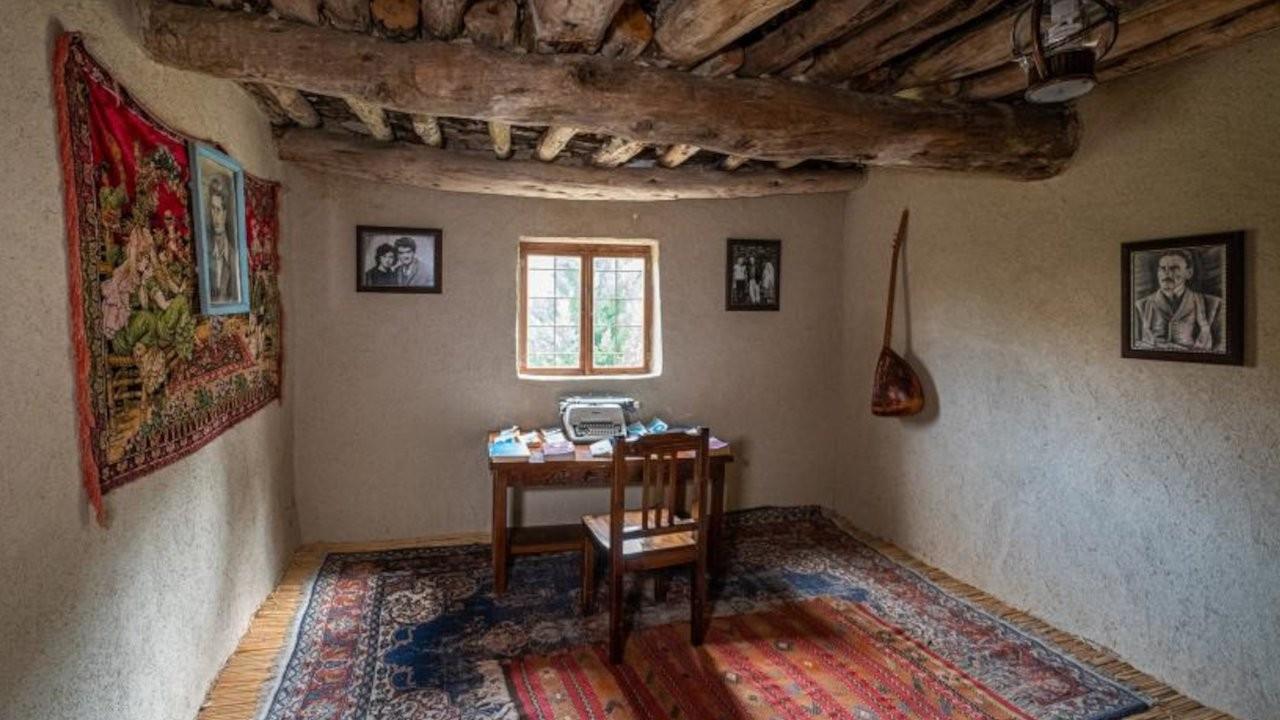 Hasan Hüseyin Korkmazgil'in doğduğu ev, Şairler Evi oldu