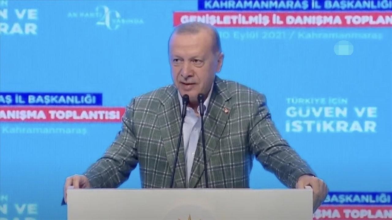 Erdoğan: Meral Hanım sen kimi kime benzetiyorsun